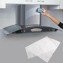 Чистота приготовления нетканого диапазона вытяжки жироулавливающий фильтр кухонные принадлежности фильтр загрязнения сетки диапазон Вытяжки Фильтр бумаги масляный фильтр бумага