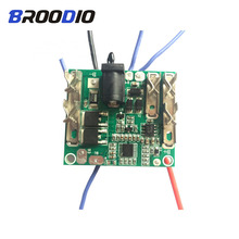 BMS 5S 18V 21V Lithium Pack Li-Ion Battery Charging Protection Board Circuit Module For Power Tools Hand Drill