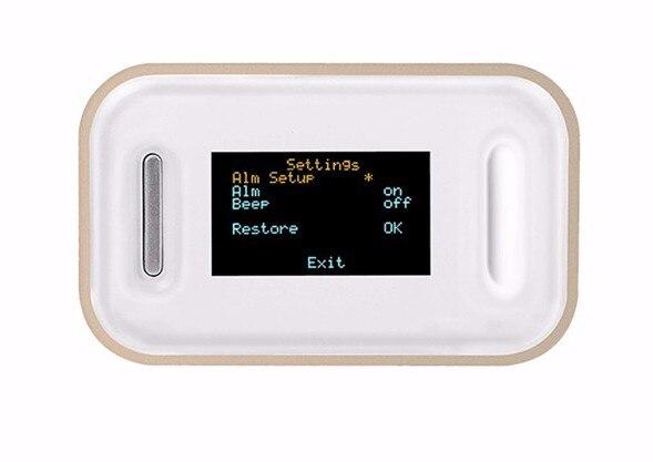 golden pulse oximeter