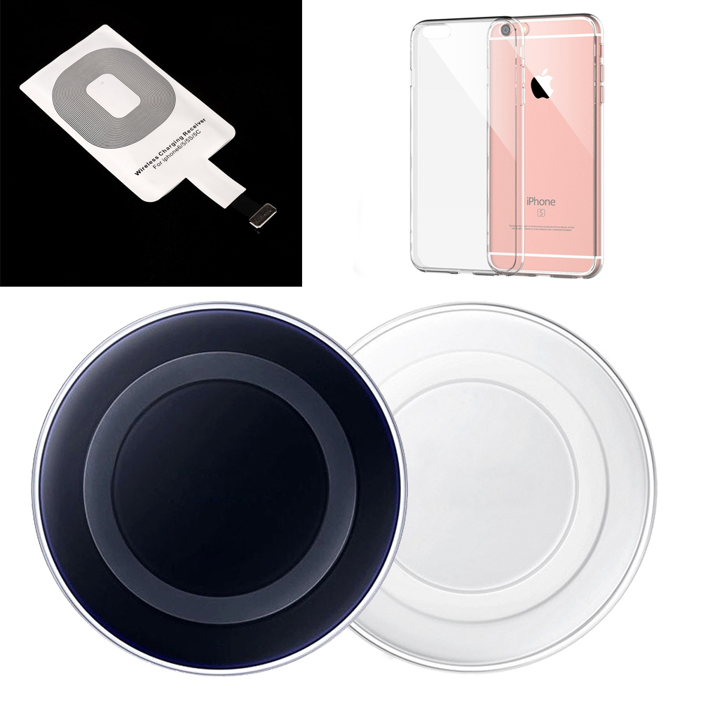 new universal ep pg920 qi wireless charger charging pad. Black Bedroom Furniture Sets. Home Design Ideas