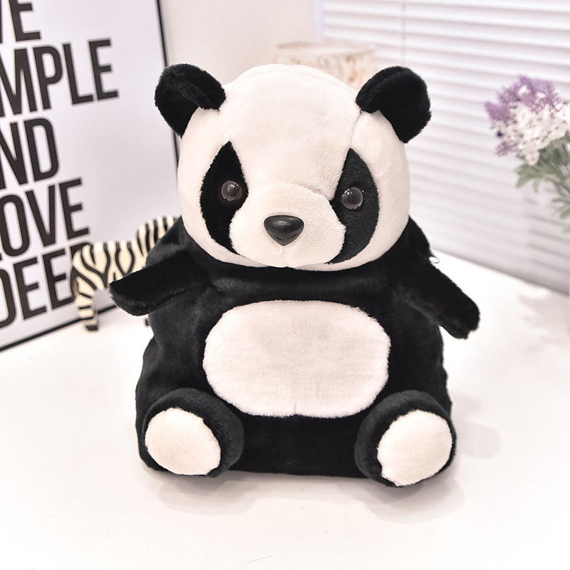 2017 panda School Bag Minnie Kids Bag Children baby Backpack Kindergarten Backpack kids School Bags kids Satchel for Boys Girls