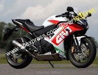 Лидер продаж, для Honda CBR600F 2011 2012 2013 CBR 600 F CBR 600F, 11, 12, 13 лет, многоцветные Sportbike Обтекатель Kit (литья под давлением)