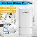 Sistema de filtración de agua de ósmosis inversa-purificador de agua RO de 4 etapas-filtro de agua debajo del fregadero-filtración de agua para el hogar sistema de