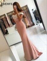 Элегантный румяный розовый кружевной Длинные свадебные платья 2018 развертки поезд Свадебная вечеринка платье vestido de festa longo