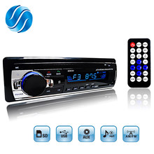 Auto Radio Stereo MP3 Player Digital Bluetooth 60Wx4 ISO Port FM Audio Musik USB / SD mit In Dash AUX eingang