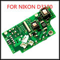 Ремонт камеры Запчасти D3100 powerboardor для Nikon D3100 power board D3100 флэш доска бесплатная доставка