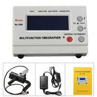 WeiShi No.1000 Multifunctional Professional Timing Timegrapher Mechanical Watch Tester for Repairers and Hobbyists Watch Tools