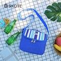 SIKOTE Oxford 6L сумка для обеда камуфляжная Женская Мужская офисная сумка-холодильник для пикника Сумка-тоут термостойкая сумка для обеда изолир...