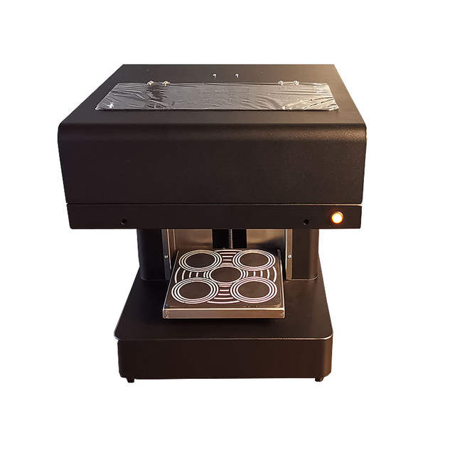 2019 V4 9 Cupshow Digital Coffee Printer For 4 Cups Print Cupcake