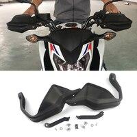 1 Pair Motorcycle Handguards For Honda NC700 X CB650F ctx700 NC750X 2014 2018 2017 2016 2015 2014 Hand Guards Protectors