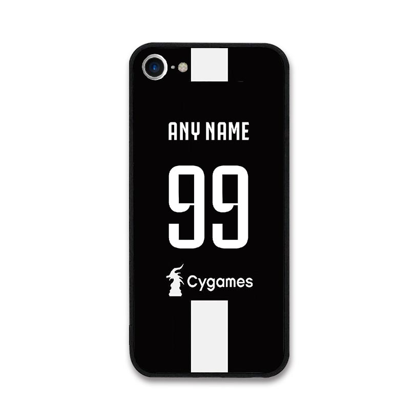 European Football RONALDO DYBALA KEAN juven FC Jersey style Custom Names and Numbers case for Apple iPhone 7 8 Phones cases in Phone Bumpers from Cellphones Telecommunications