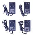 EU US AU UK Plug 12V 2A Power Adapter Supply Charger Transformer for RGB LED Strip 5050 3528 Input AC 85-265V Output DC 12V