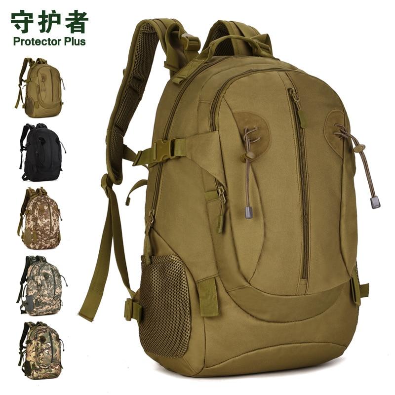 ФОТО 40L Molle Nylon waterproof  travel backpack mountaineering bags   schoolbag computer bag man bag A3195