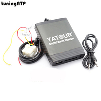 YATOUR Digital Music Changer Aux in SD USB MP3 Adapter Interface for NISSAN