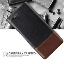 For BlackBerry KEY2 Case Luxury Soft PU Leather Cover Anti-scratch Dropproof Protective Phone KEY 2 Coque