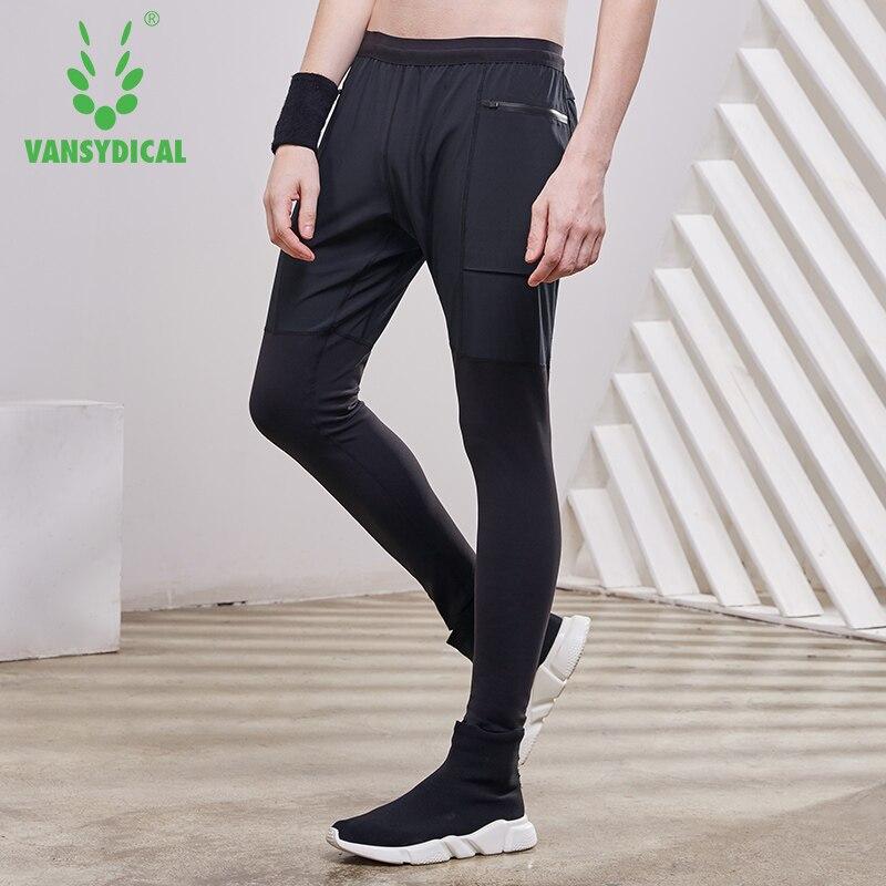 Pantalons de course Gym hommes pantalons d'entraînement de Football athlétique pantalons de sport de Football Fitness entraînement Jogging pantalon de Sport à séchage rapide