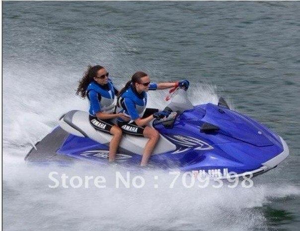 Free shipping world famous luxury  motorboat  waverunner watercraft  water sports