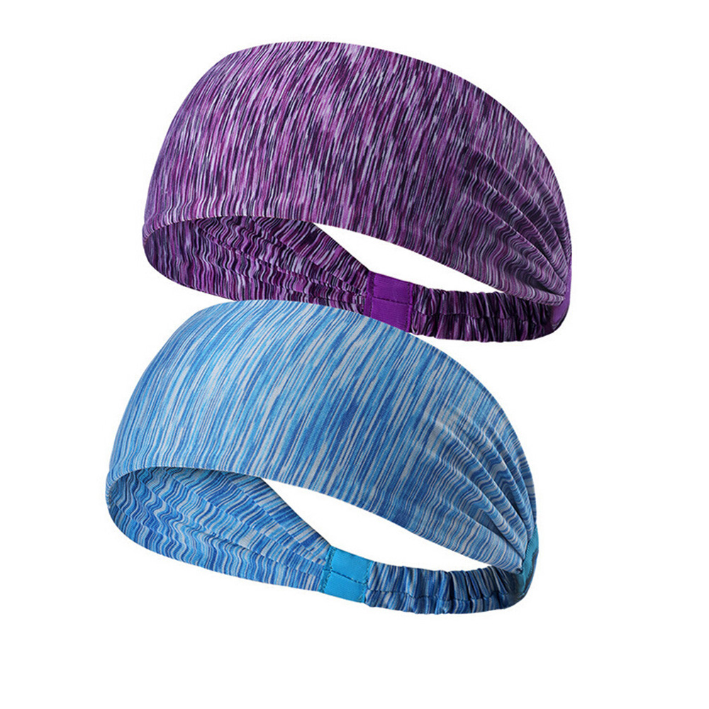 Elastic Yoga Headbands:
