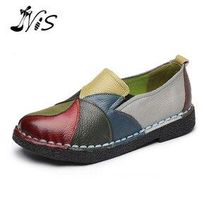SOCOFY Women Shoes Handmade Sp