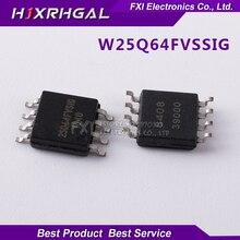 5PCS W25Q64FVSSIG W25Q64 SOP8 SOP 25Q64FVSSIG SMD W25Q64FVSIG 25Q64FVSIG New original
