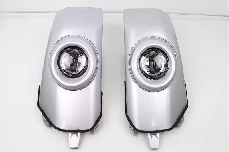 СИД DRL противотуманные фары дневного света для Тойота Ленд Крузер FJ и 2009-2015, высокое качество, OEM дизайн