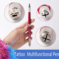Eyebrow Makeup Manual Tattoo Pen Professional Permanent Multifunction Three Heads Free Shipping
