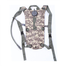 3L Portable Hydration Packs Camo Tactical Bike Bicycle Camel