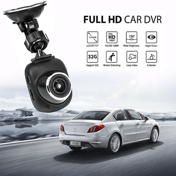 2018 Mini DVR Camera S1 12 IR LED Vehicle CAM Video Camera Car DVR Recorder Full HD 1080P 170 degree camera