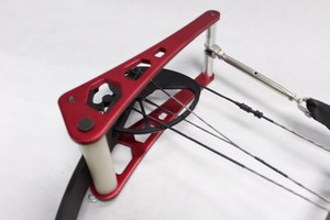 Image 3 - Verbindung Bogen Aluminium Legierung Hand Tragbare Bogen Presse Öffner für Pfeile für Bogen Jagd Arco e Flecha Zubehör