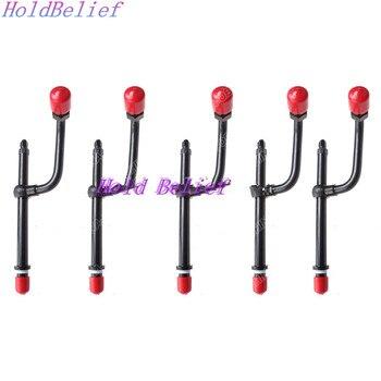 6 Stuks 20494 Potlood Injector voor John Deere JD500 JD600 6600 7700 500C 510