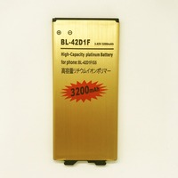 2PCS LOT 3500mAh BL 45B1F Gold Replacement Lithium Ion Battery For LG V10 H900 H901 VS990