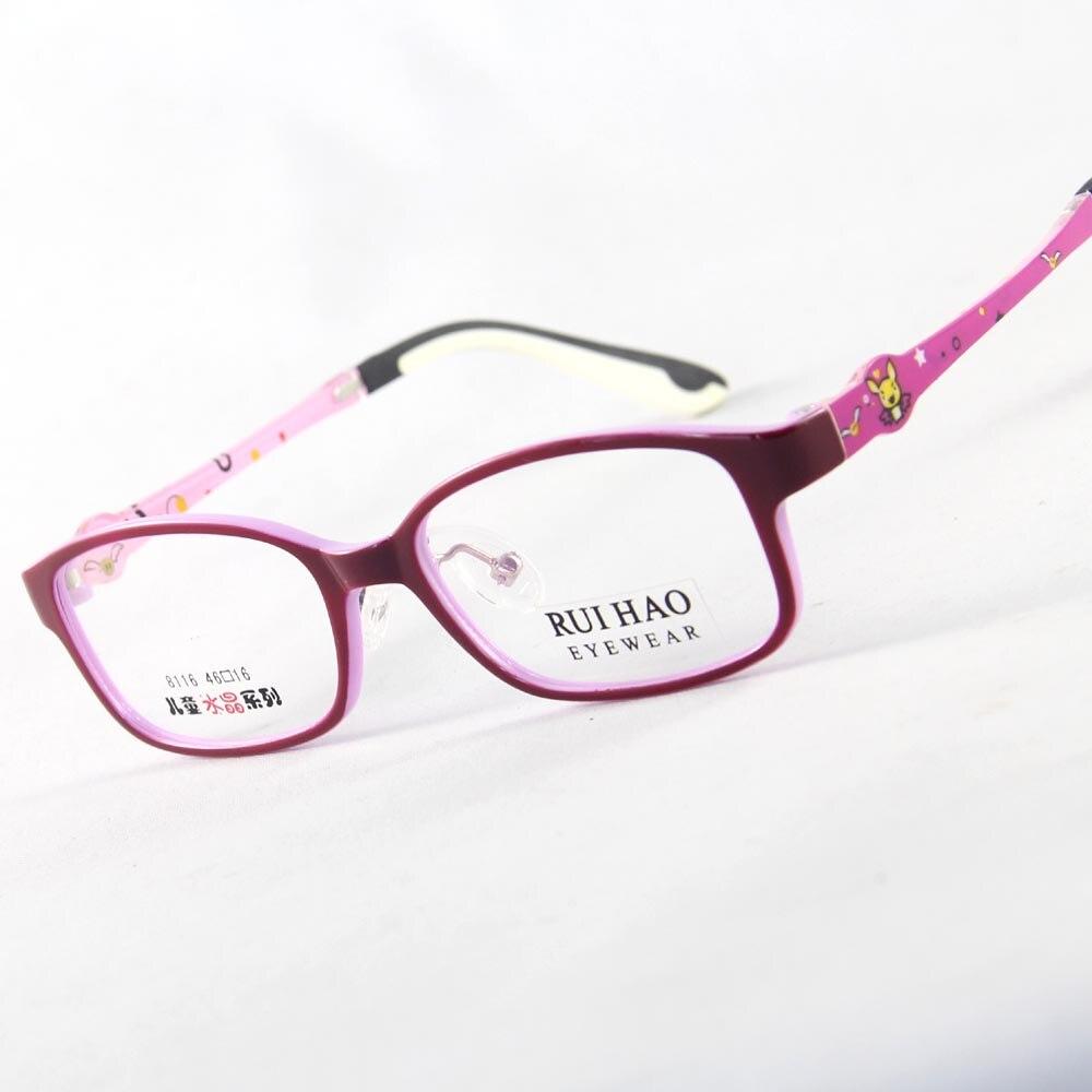 Kinder Glasrahmen Mädchen Kinder Brillen Myopie Brillen Frames ...