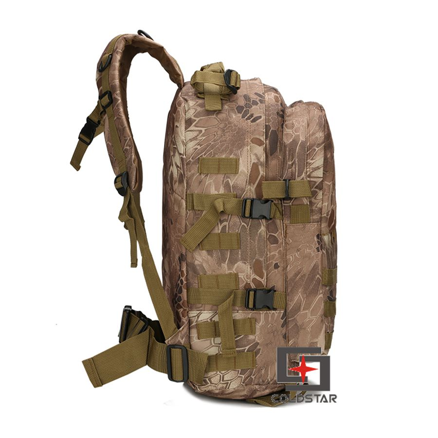 Multicam 3D Military Tactical Backpack High Quality Outdoor Waterproof Hiking Camping Bags Men Women Travel Shoulder Bag