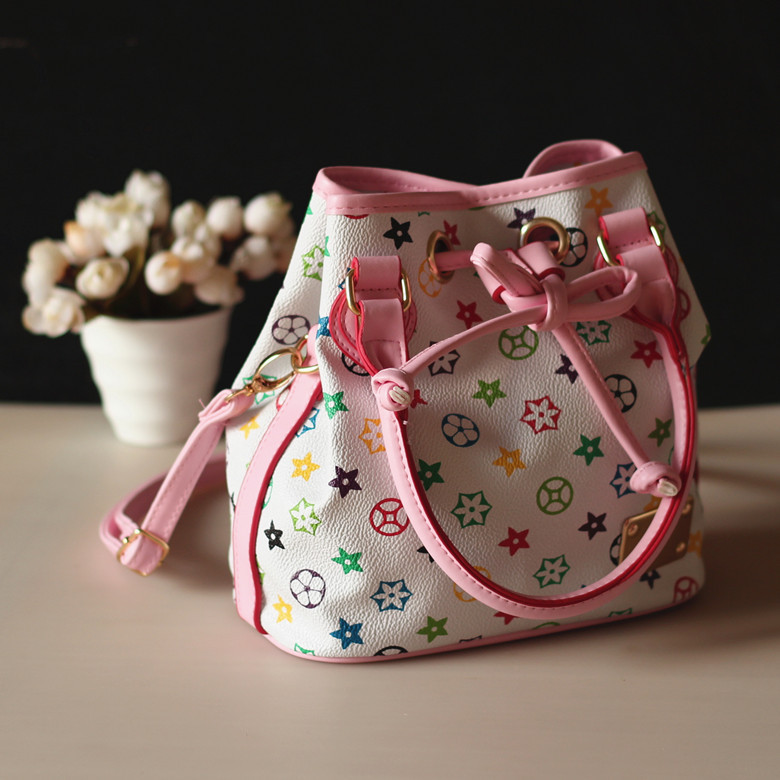 Baby S Fashion Bags Accessories Kids Handbags Children Pu Party Shoulder Bucket For In From Luggage On