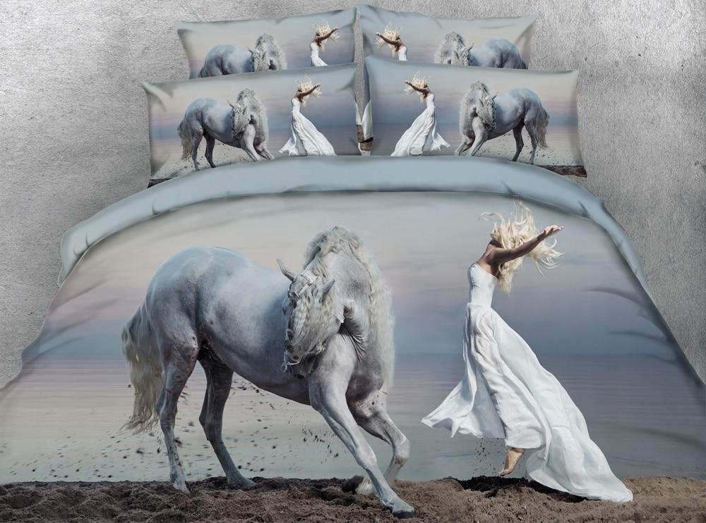 3D impreso Ropa de cama twin full Queen Super Cal cama king size ...