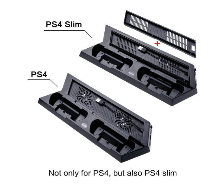 PS4 Slim және PS4 тік тежегіші - Ойындар мен керек-жарақтар - фото 5