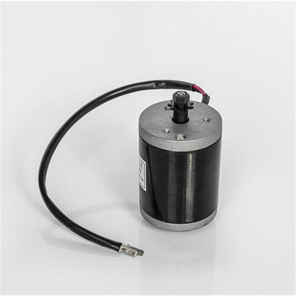 Europe and USA Style electric scooter permanent magnet high speed reversing motor DC12V/24V MY6812 100W/120W/150W