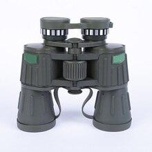 Nanoo HD 10X50 Binoculars Low Night Vision Waterproof for Camera Camping Hiking