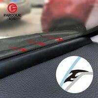 1 6m Auto Instrument Panel Instrument Front Windshield Crack Sound Insulation Glue Sealing Strip Sound Insulation