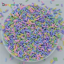 NEW Styles Charms for Slime Supplies Kit Fluffy Slimes Fruit Polymer DIY Clear Slime Accessories Slide Putty Clay Toys for Kids(China)