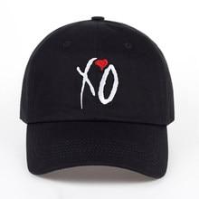 5df4b46d1 Unisex Women Men X.O Baseball Caps Newest Dad Hat XO Baseball Cap Snapback  Hats High Quality Adjustable Design High Quality hats