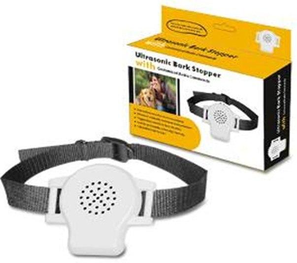Ultrasonic Dog Collar