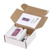 Atención médica de alta calidad CE Pocket Fetal Doppler fetal Prenatal Bebé Monitor fetal Detector Portátil + Gel Libre