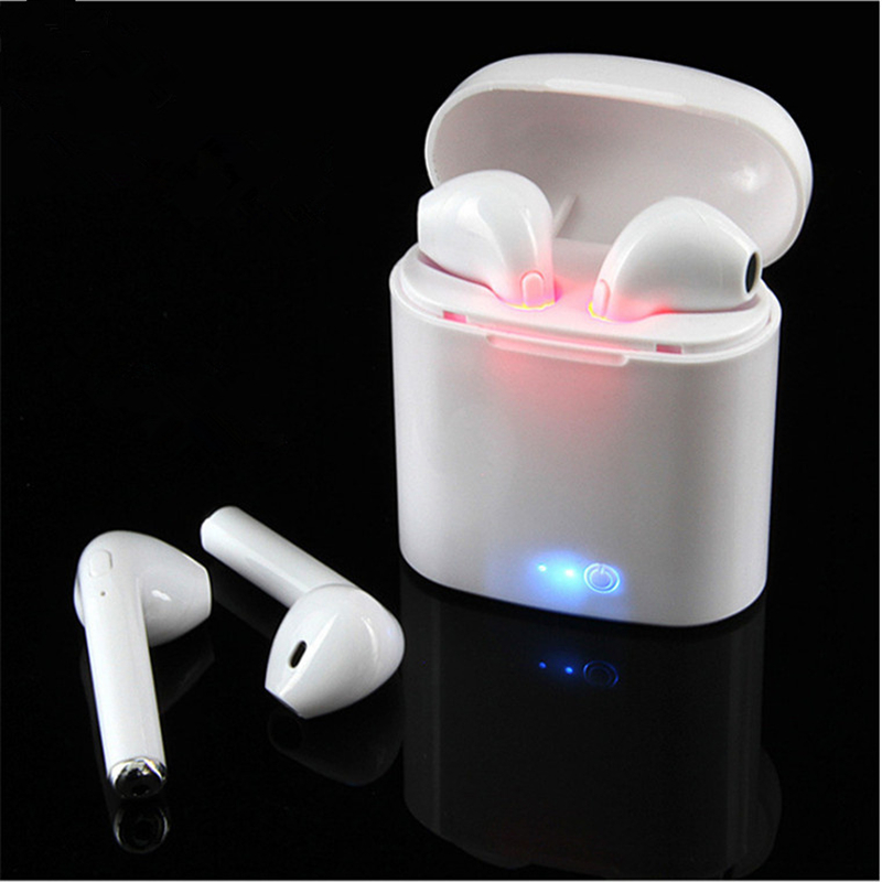 Mini Bluetooth wireless Bluetooth headset microphone music movement headset headset stereo In-Ear General for mobile phone