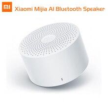 Оригинальный Xiaomi Mijia AI портативный версия беспроводной Bluetooth динамик умный голос управление громкой связи Бас s