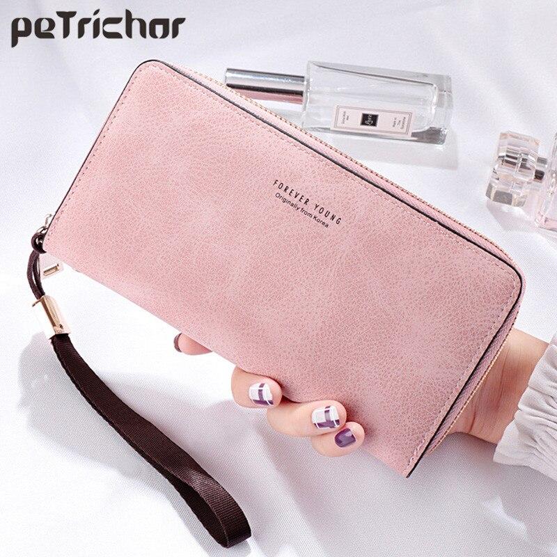 Marke Designer Armband Brieftaschen Frauen Viele Abteilungen Kupplung Brieftasche Weibliche Lange Große Karte Geldbörse Damen Handtasche
