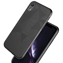 CYATO Frosted Case Soft TPU Cover For iPhone XR XS Max 7 8 Plus Phone Cases New Style Simple Leather Silicon Coque
