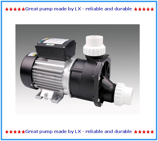 Permalink to LX EA450 1.1KW/1.5HP Spa & bathtub pump