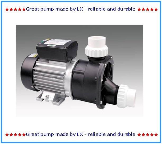 Superbe LX Whirlpool Bath Pump Model EA450 1.1KW/1.5HP Spa U0026 Bathtub Pump