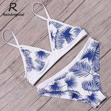 Raintropical 2019 New Sexy Bikinis Women Swimsuit Hot Swimwear Girls Brazilian Bikini Set Swimming Beach Bathing Suit Swim Wear